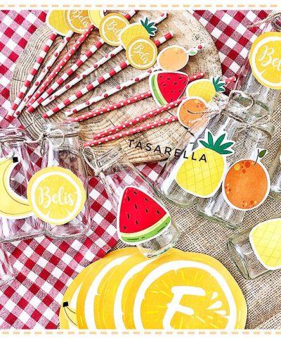 Renkli Meyveler Temalı Parti Konsepti