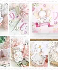 Kız Bebek Doğum Günü Temaları