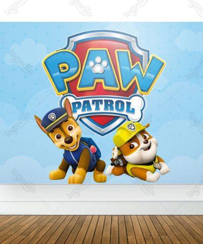 Paw Patrol Parti Konsepti